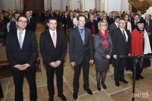 Le nouveau Gouvernement, avec Nathalie Barthoulot