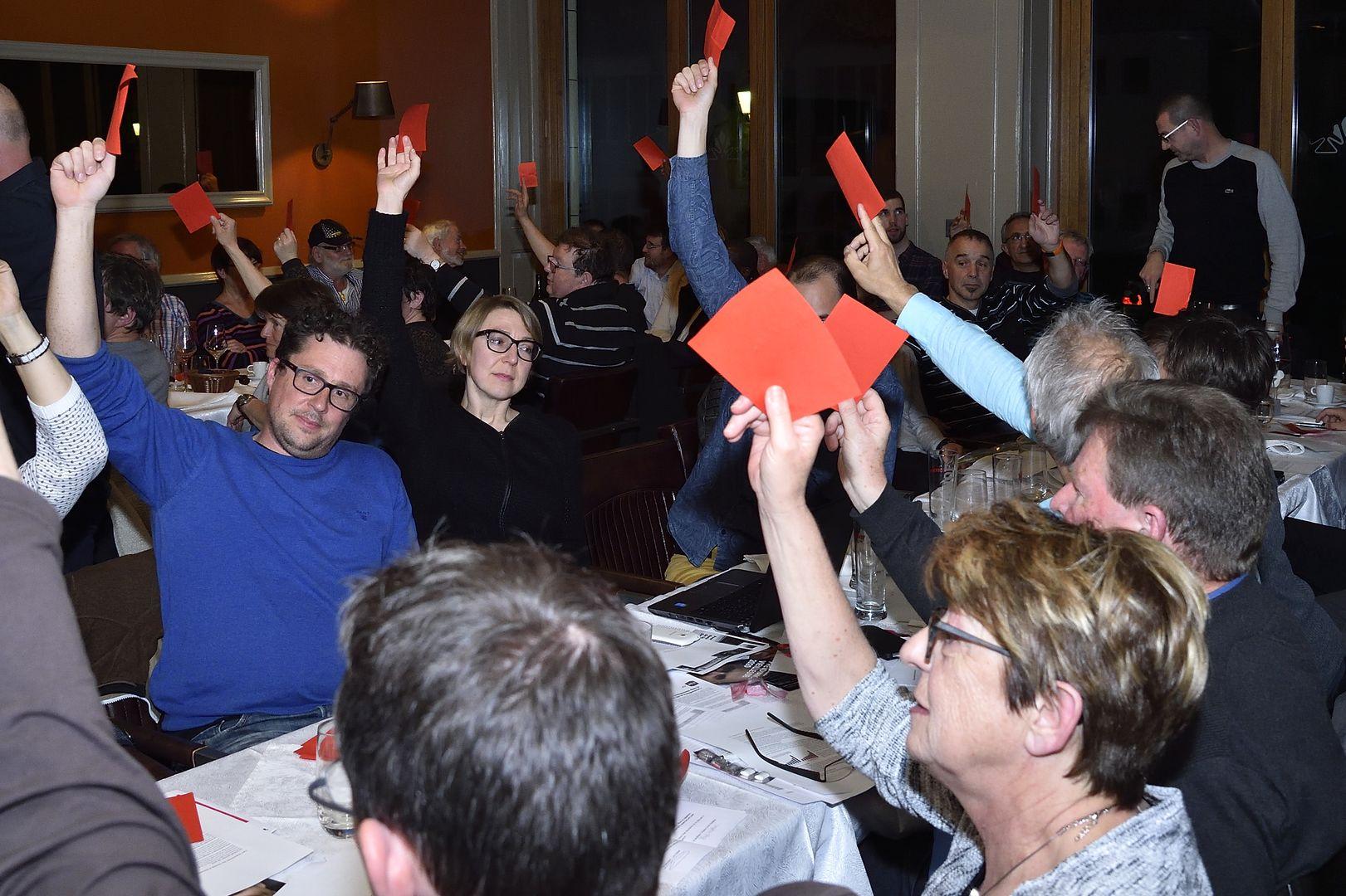 28 avril 2016: Congrès ordinaire à l'Inter à Porrentruy (©PSJ)